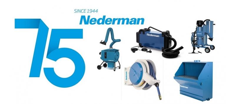 Lee más sobre el artículo Nederman cumple 75 años