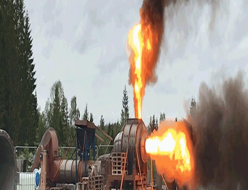 Válvulas de aislamiento de explosiones para una gestión segura del polvo combustible