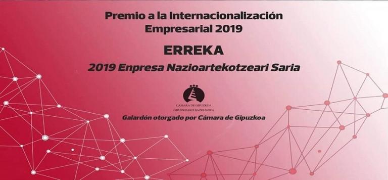 Lee más sobre el artículo Erreka Gana Premio a la Industria Gipuzkuana