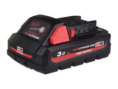 Batería M18 HB3 High Output 3.0 Ah