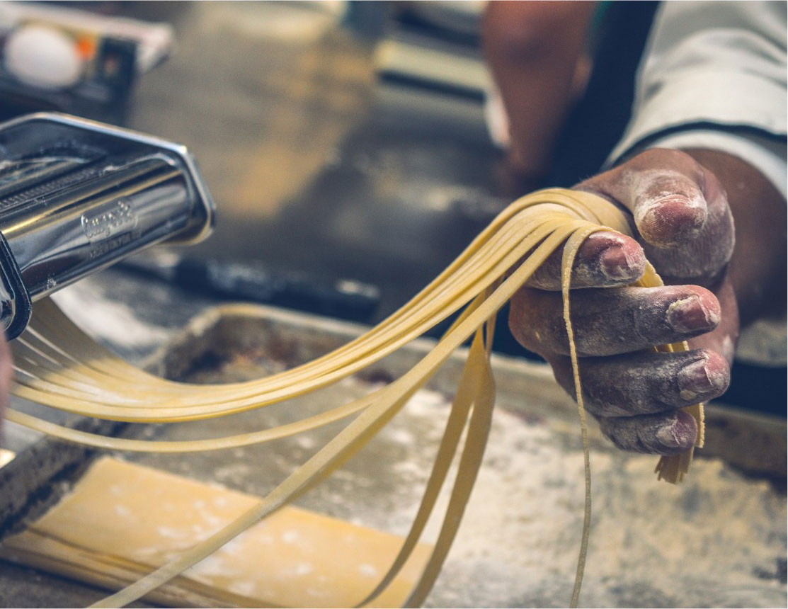 Lee más sobre el artículo Fresh pasta, a tradition that will be lost.