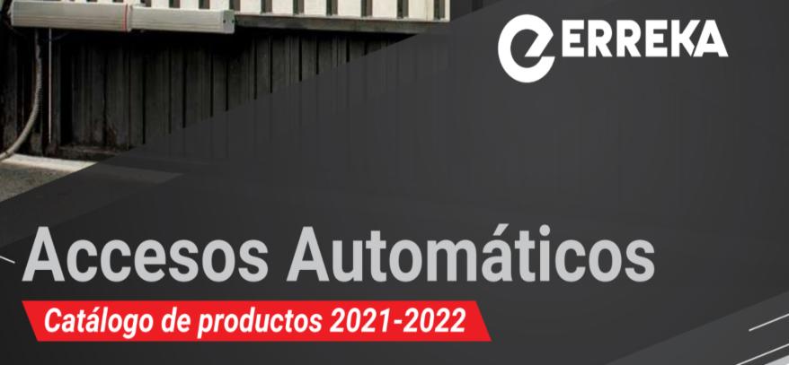 erreka catálogo 2021 y 2022