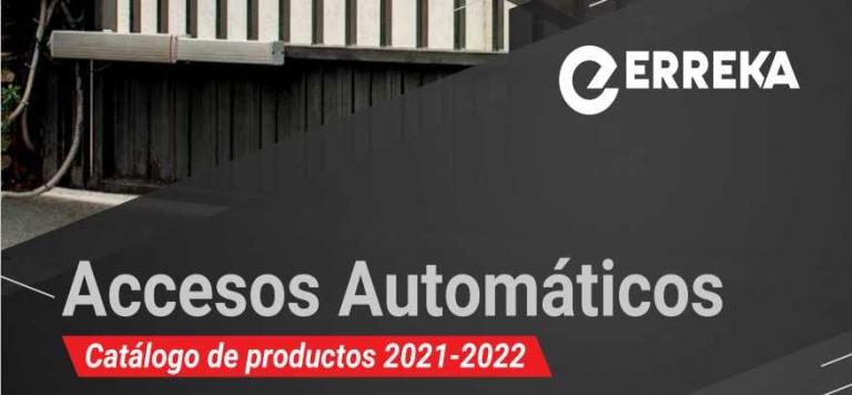 Lee más sobre el artículo Catálogo y tarifa ERREKA 2021-2022 anunciados