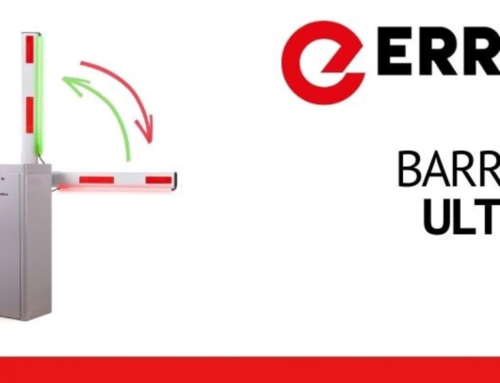 Barrera ULTRA ERREKA para controlar el paso