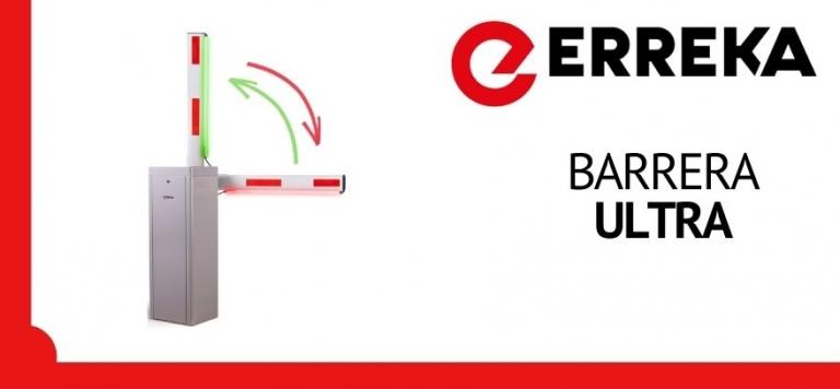 Lee más sobre el artículo Barrera ULTRA ERREKA para controlar el paso