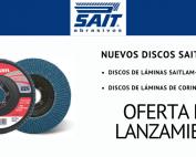 Oferta discos SAIT SAITLAM