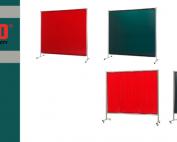 Oferta de lanzamiento para pantallas protectora para soldadura CEPRO Gazelle y Omnium