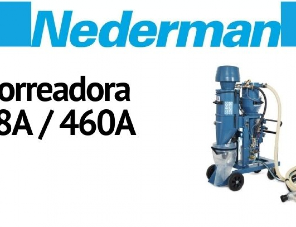 Chorreadora 418A y 460A de Nederman