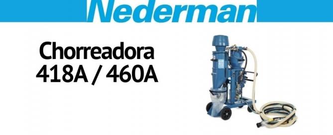 chorreadora nederman 418A 460A Nederman