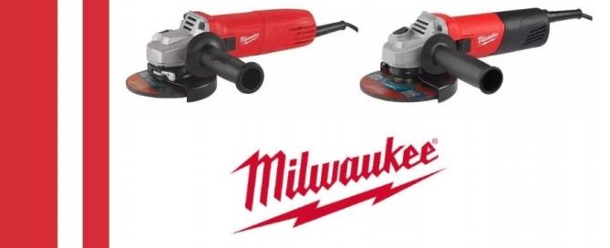 Oferta especial y lanzamiento de nueva amoladora Milwaukee