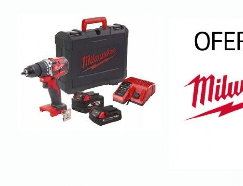 Ofertas especiales Milwaukee para mayo 2021