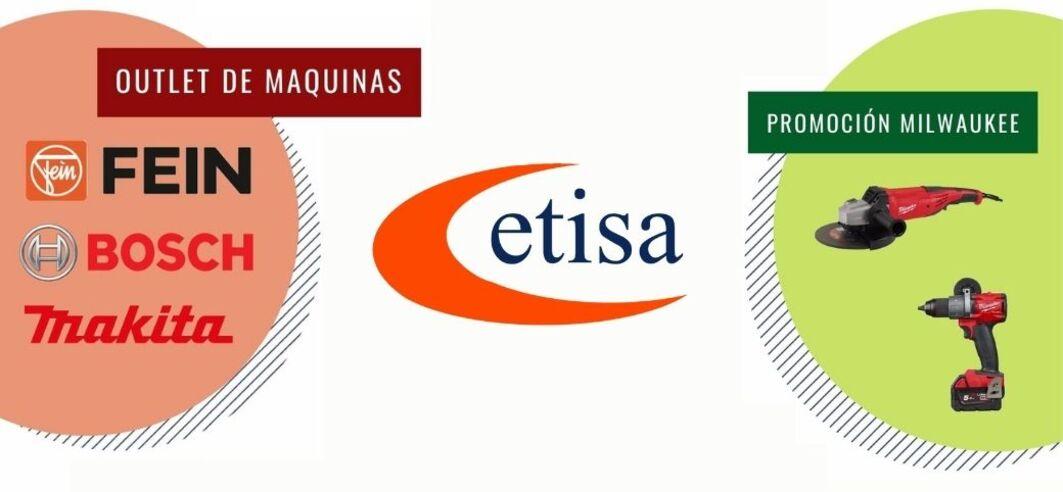 Ofertas por el aniversario de ETISA