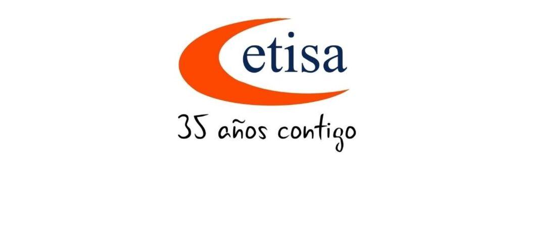 ETISA logo 35 aniversario